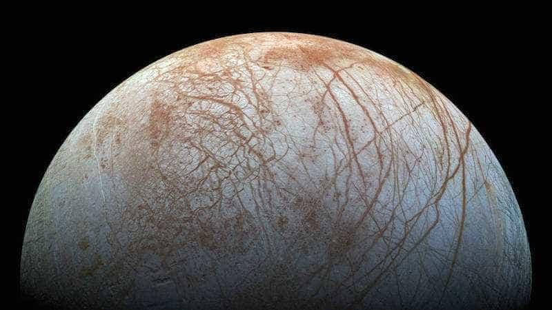Lua de Júpiter é promissora mas pode ser difícil de explorar