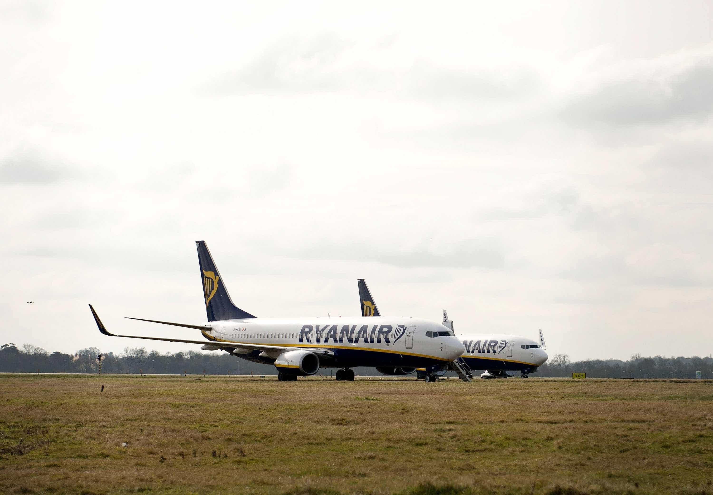Ryanair lança promoção de 20% para voos em novembro e dezembro