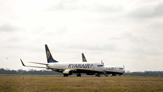 Ryanair com 15 novas rotas em Portugal a partir de outubro
