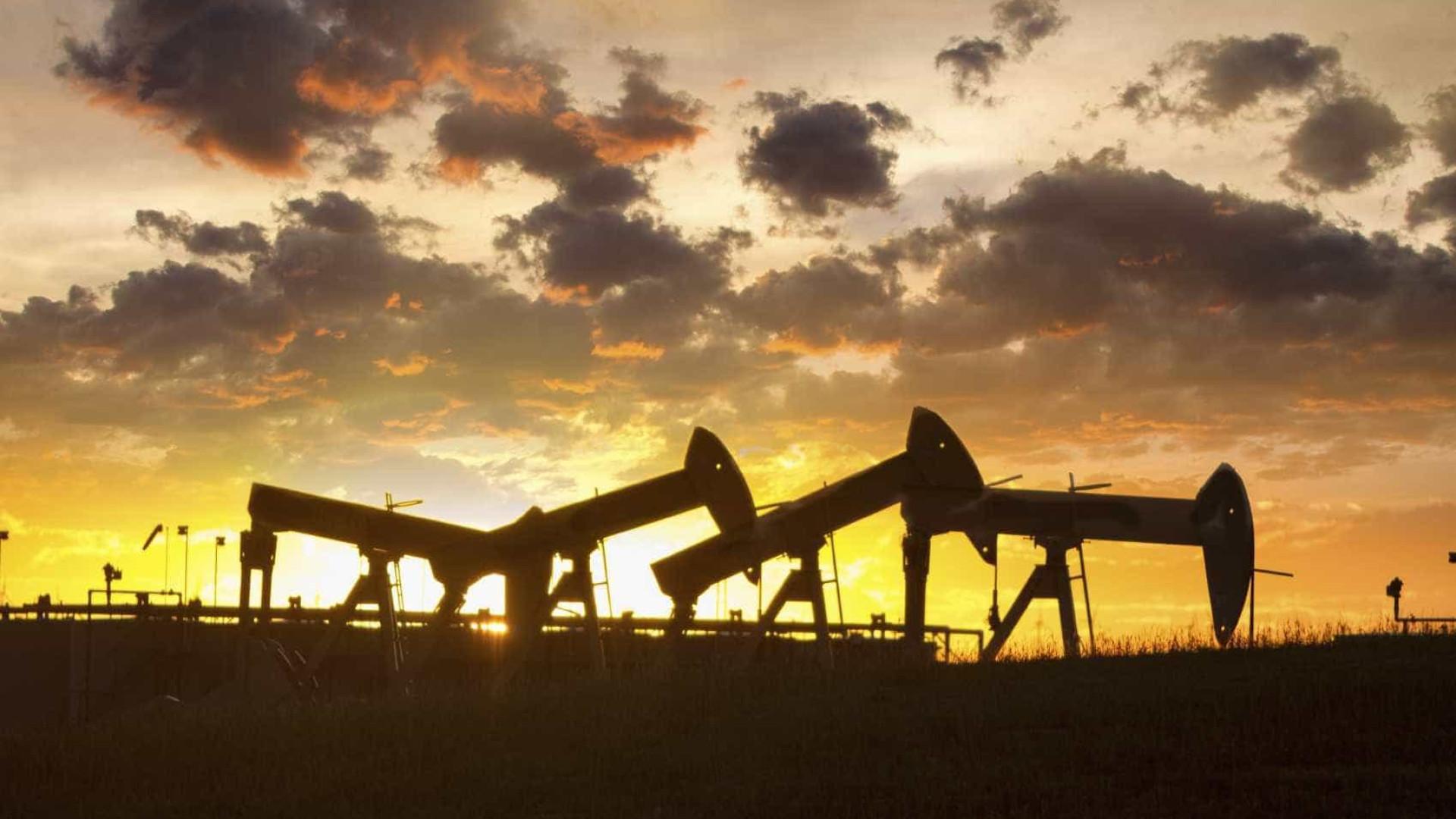 Preço do barril de Brent sobe 1,70% para 41,97 dólares