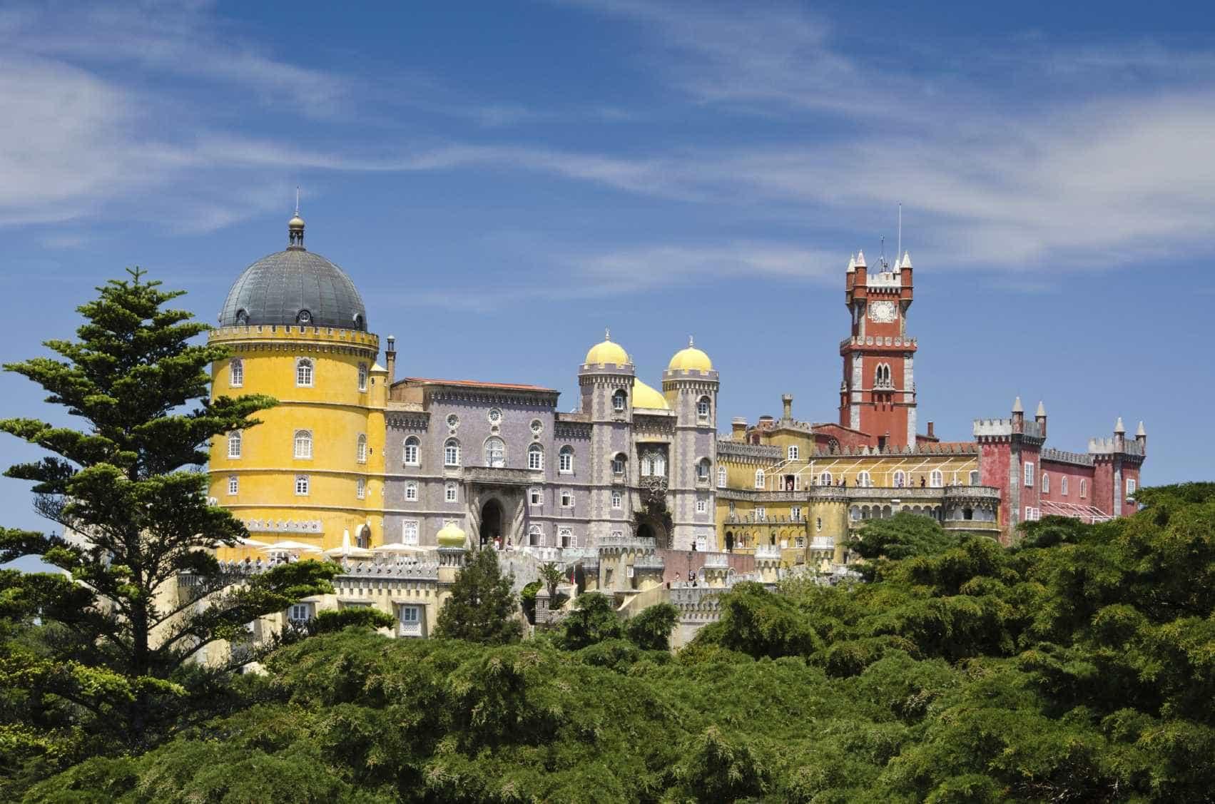Monumentos, palácios e museus visitados por menos 400 mil pessoas