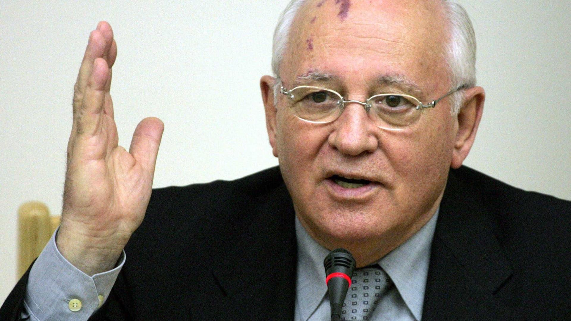 """Gorbachev diz que cimeira Biden/Putin demonstrou que diálogo """"é possível"""""""