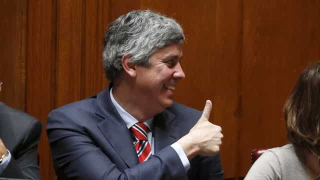Centeno eleito ministro das Finanças do ano pela publicação The Banker