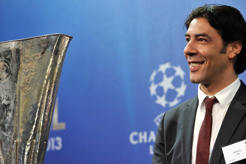 """Rui Costa: """"Cristiano Ronaldo é estratosférico"""""""
