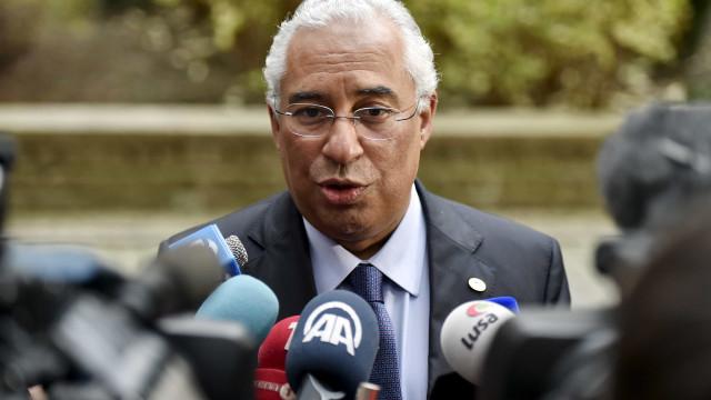"""Costa fala em """"fair-play"""" em receção ao primeiro-ministro holandês"""