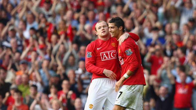 Rooney elege Messi como o melhor de sempre e explica porquê