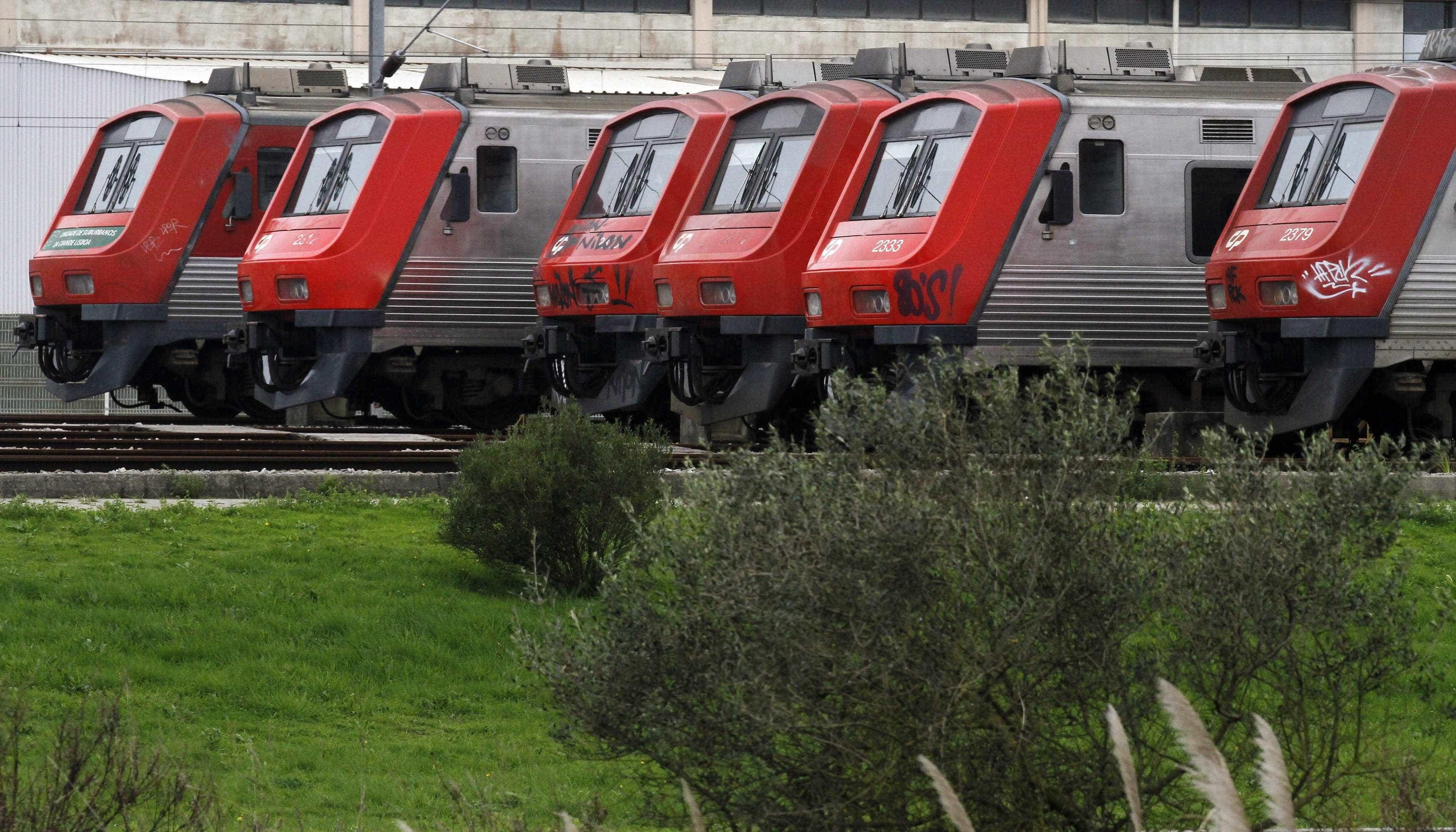 Greve dos ferroviários na próxima sexta-feira não terá serviços mínimos