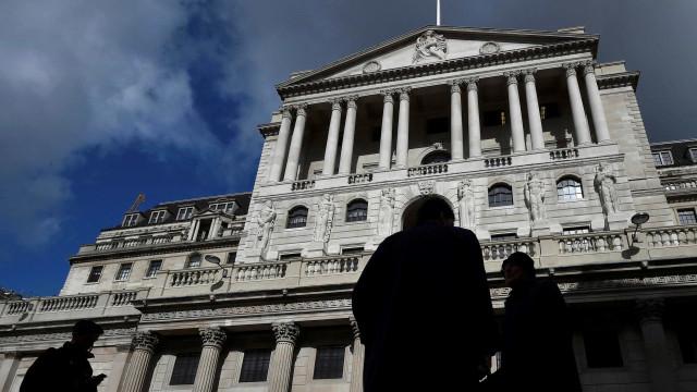 "Banco de Inglaterra contrata ""caça-talentos"" para novo governador"