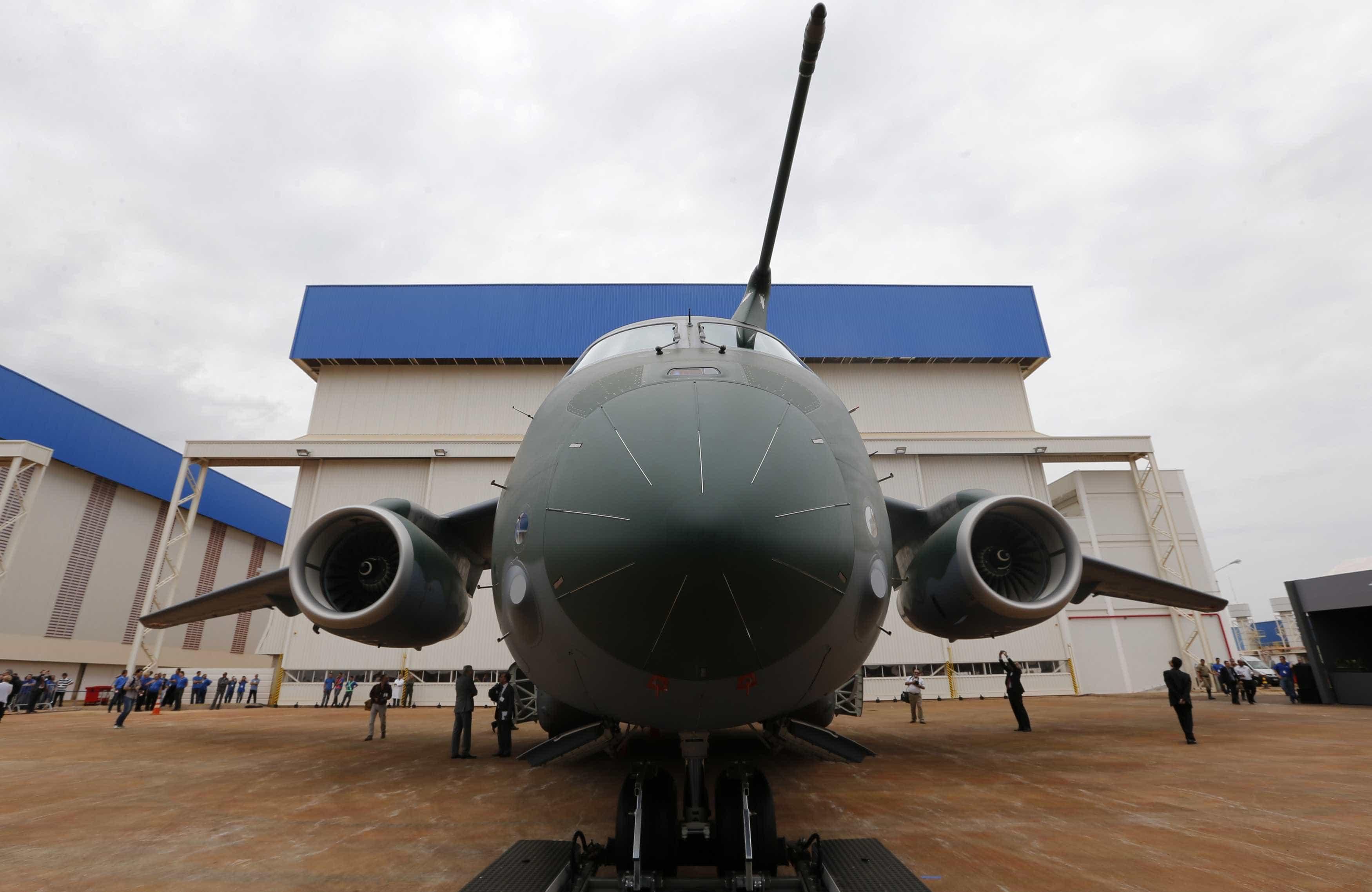 Embraer prevê pedido de 1.390 novos jatos comerciais na China em 20 anos
