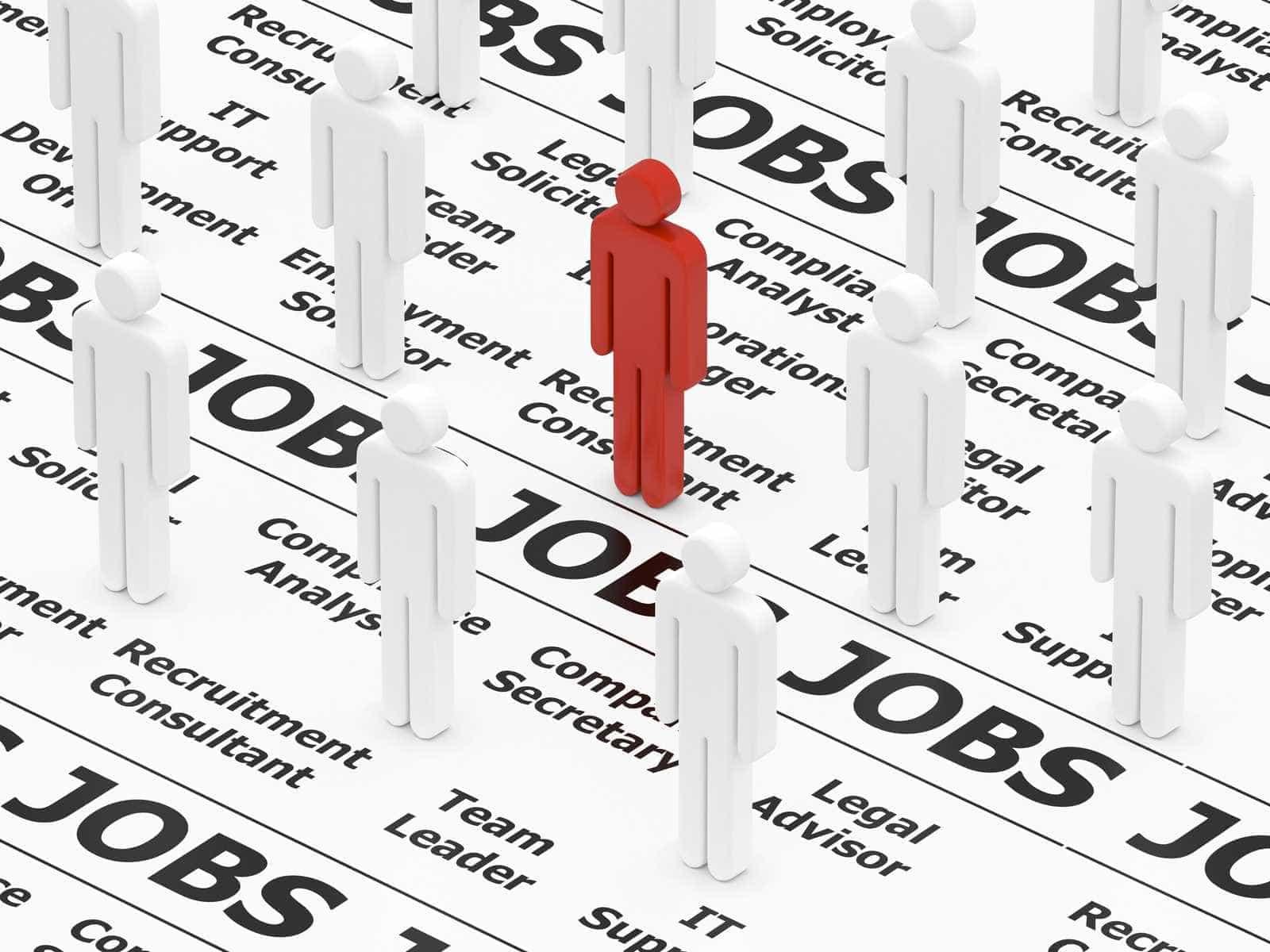 Beneficiários das prestações de desemprego diminuíram 4,1% em fevereiro