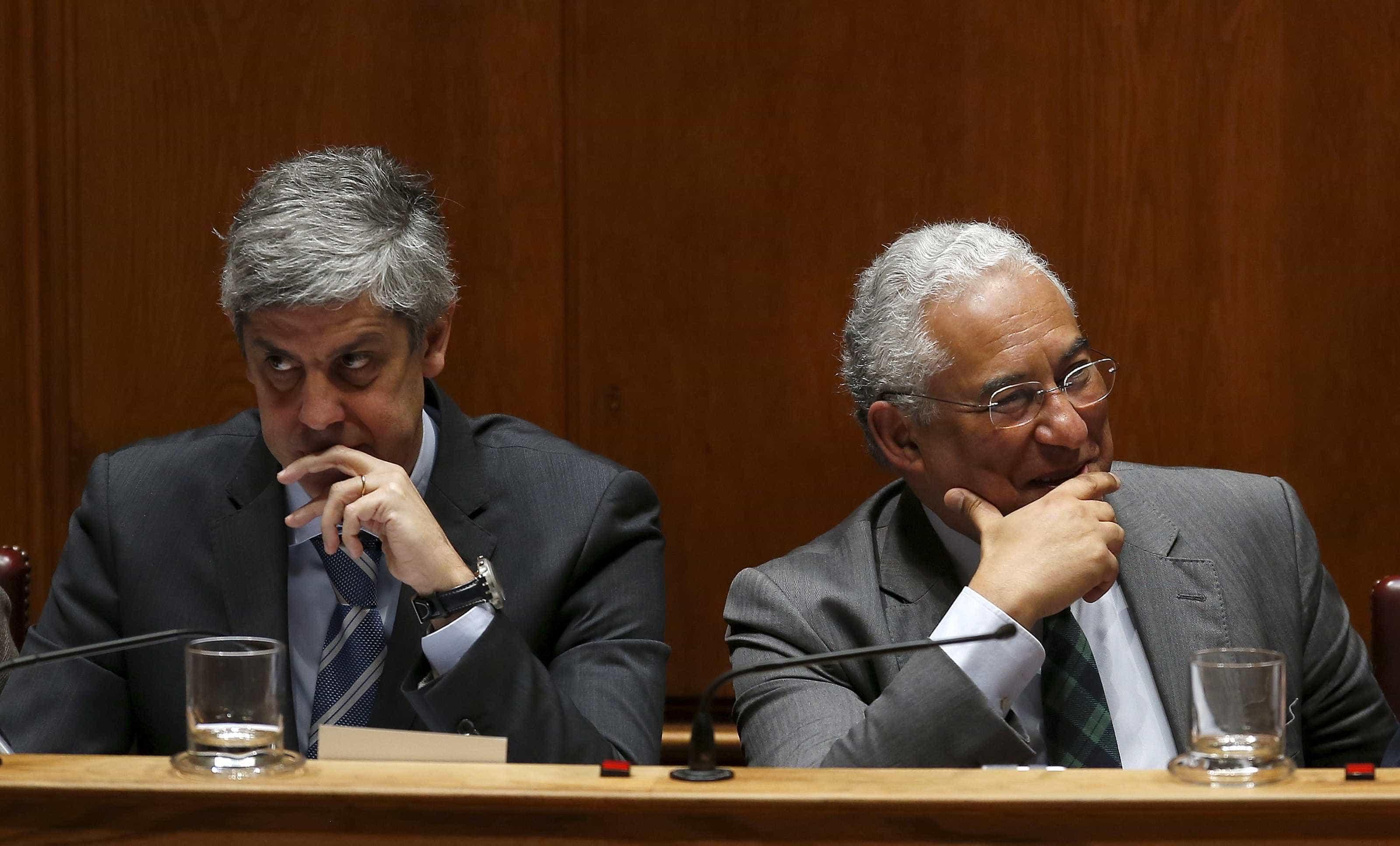 Centeno abre debate do OE2019 na segunda-feira, Costa encerra em novembro