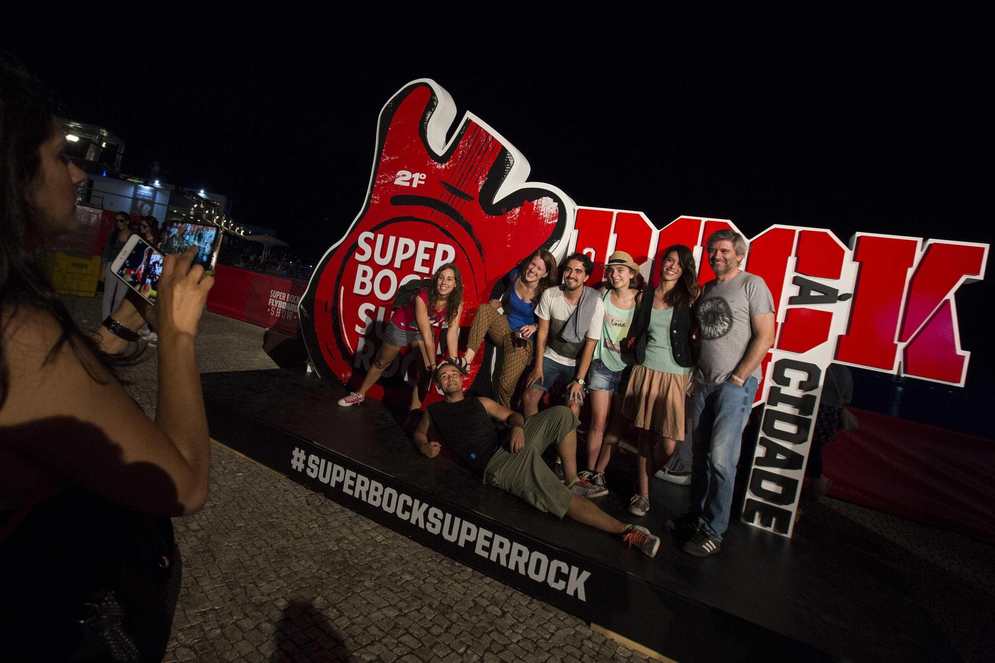 Super Bock Super Rock anuncia (mais) três nomes para o cartaz deste ano