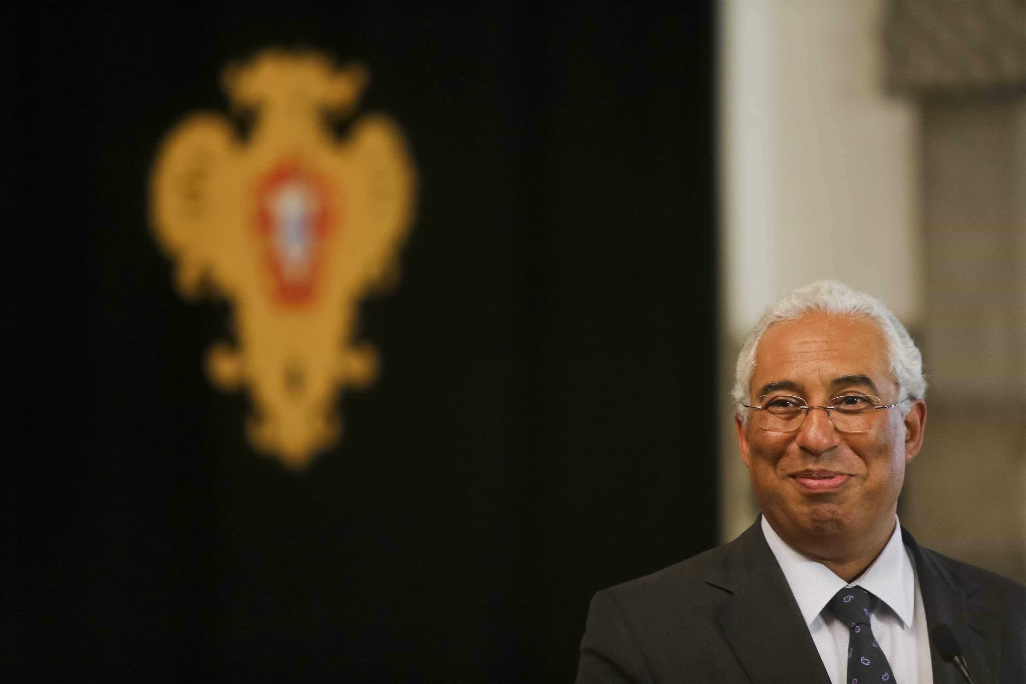 Governo lança 'site' sobre orçamento com António Costa em vídeo