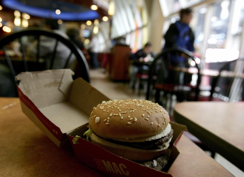 Marca 'Big Mac' da McDonald's revogada na UE
