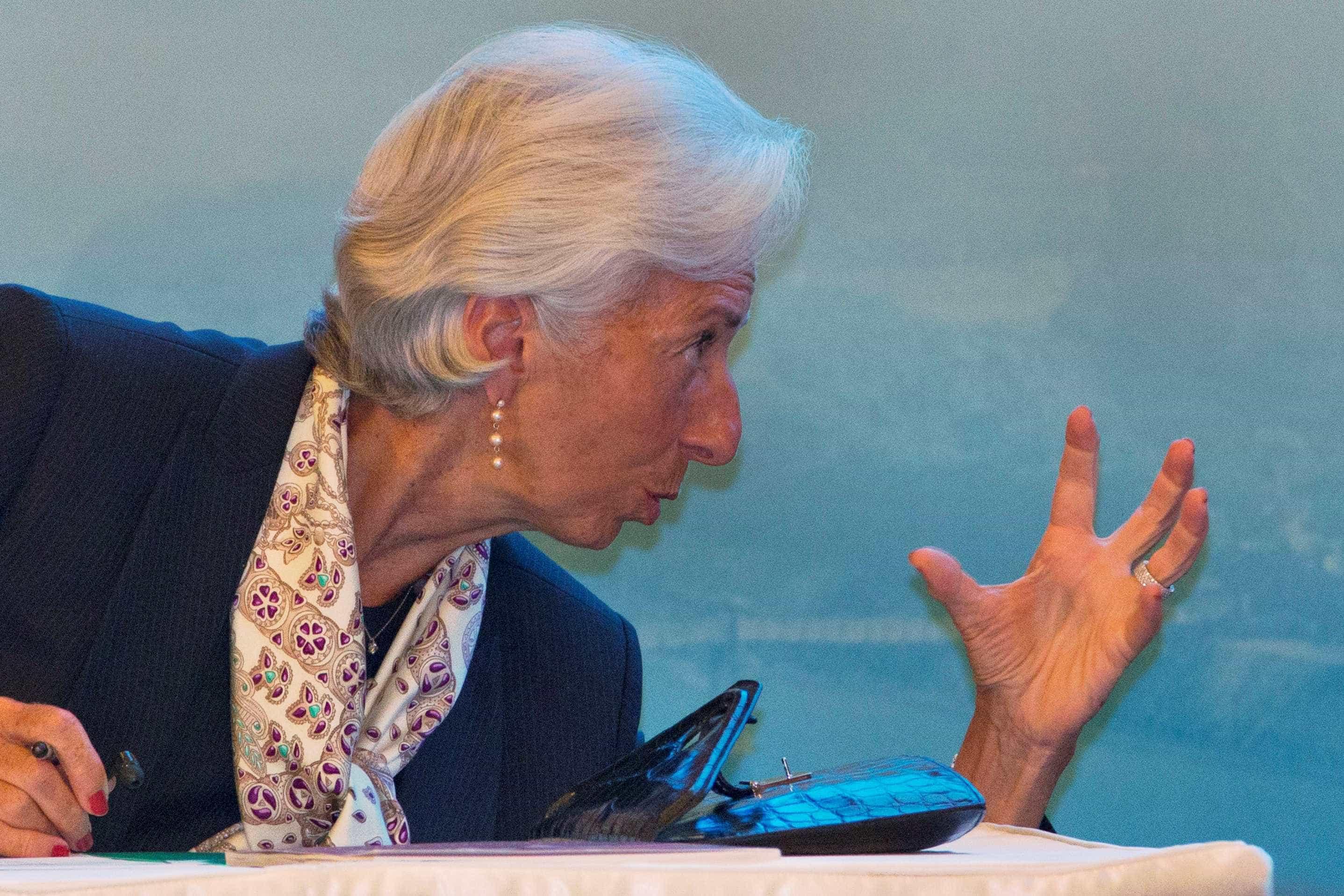 FMI diz que máquina fiscal menos complexa combate a corrupção