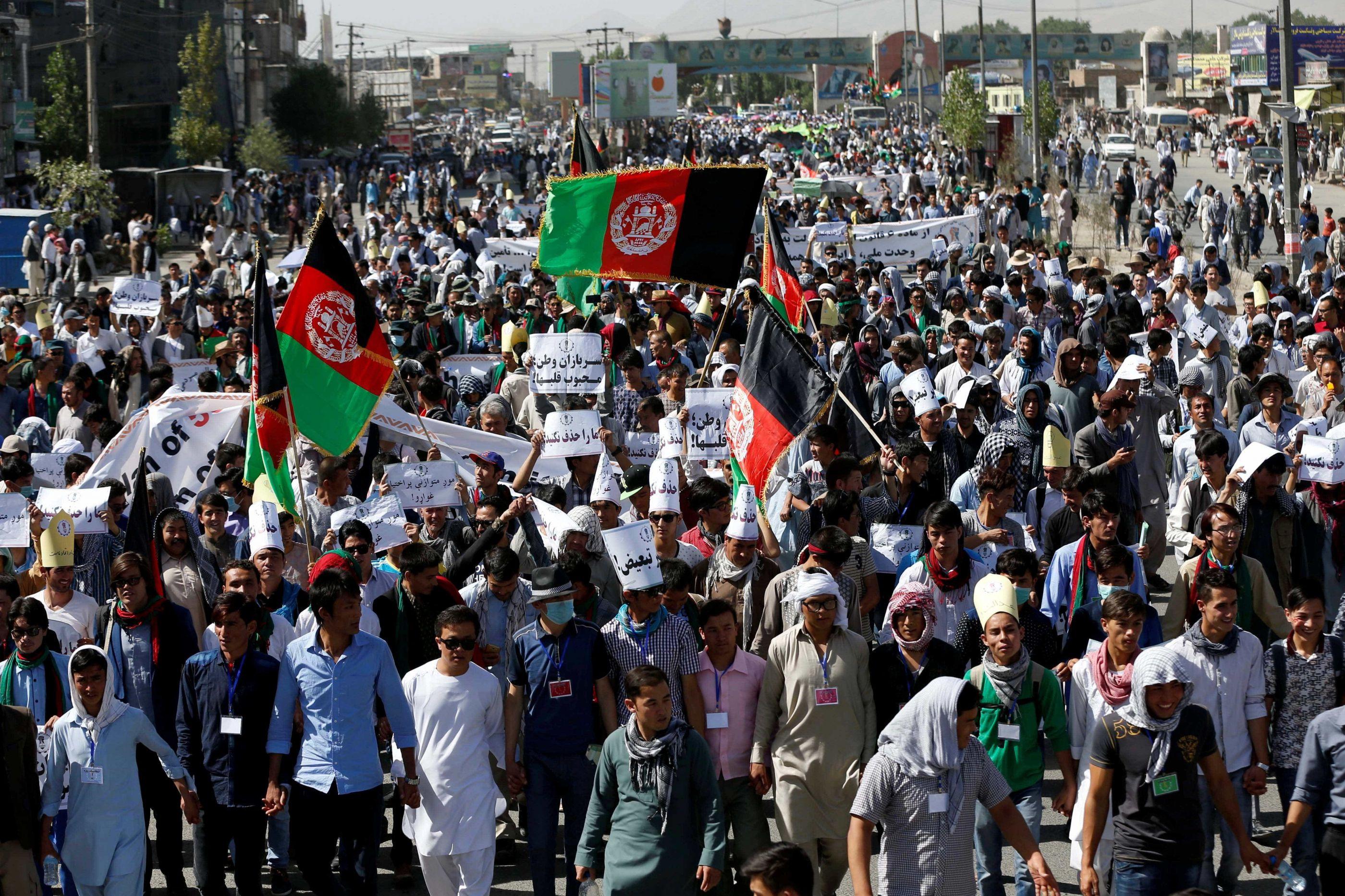 Pelo menos sete soldados afegãos mortos em emboscada talibã