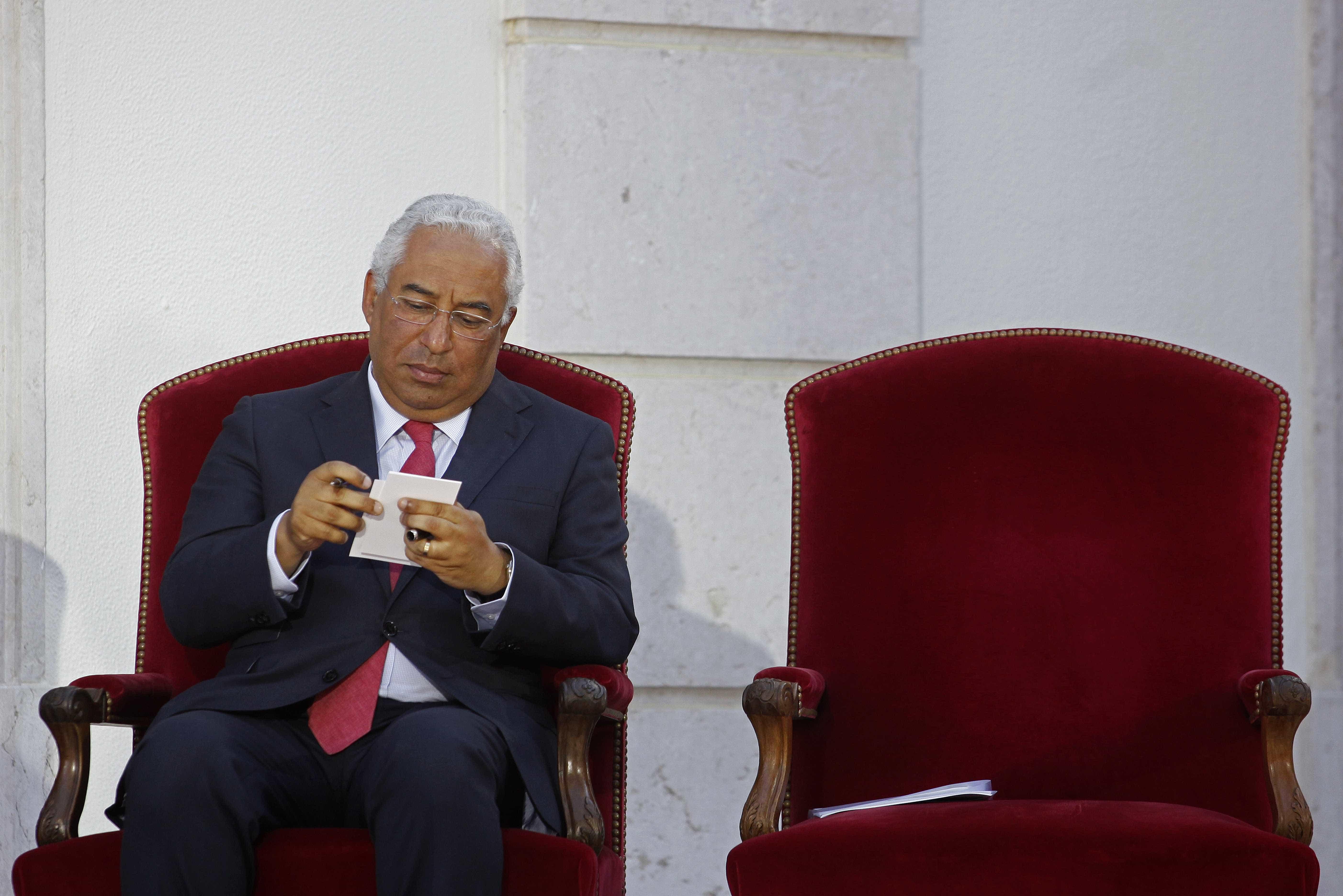 """Costa manda recado: Experiência de Portugal com a China é """"positiva"""""""