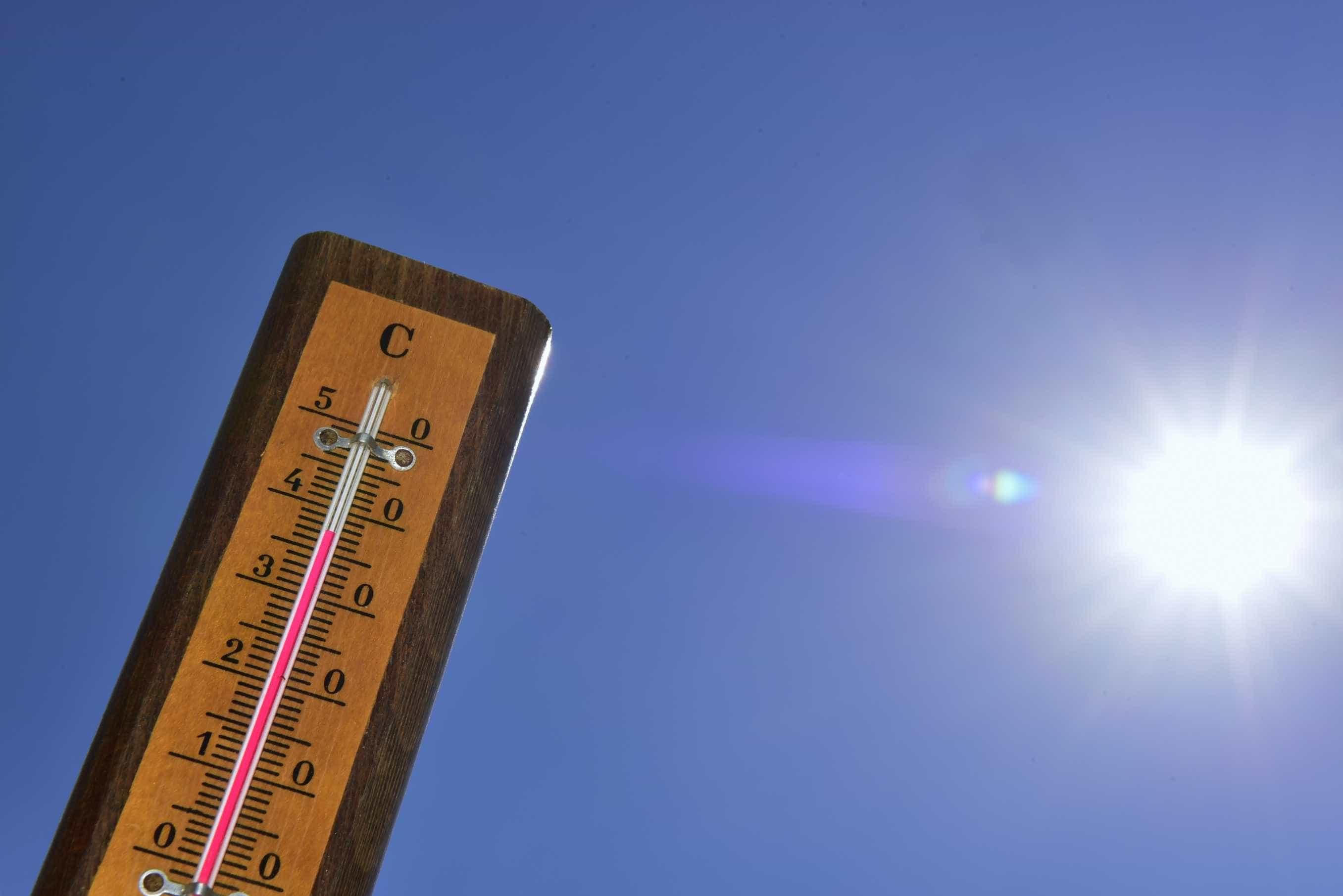 Temperaturas a subir neste início de semana: Vão chegar aos 27ºC