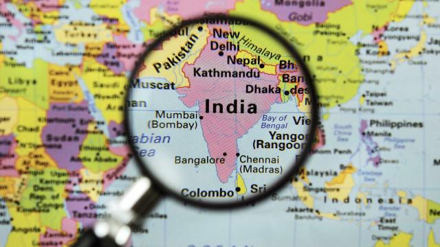 Português morre em acidente de viação na Índia