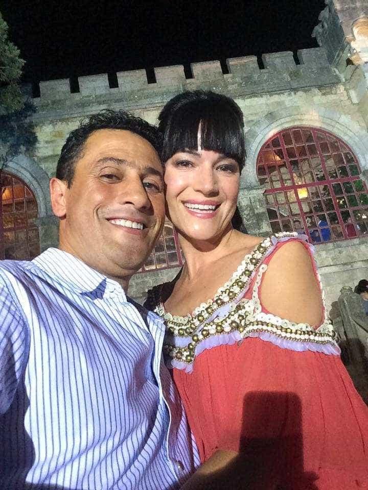 Paula Neves emociona-se ao falar da sua relação com o marido
