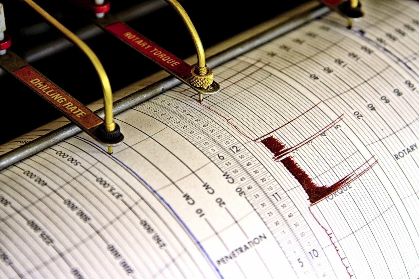 Sismo de magnitude 5.2 registado a 480 km a oeste de Peniche