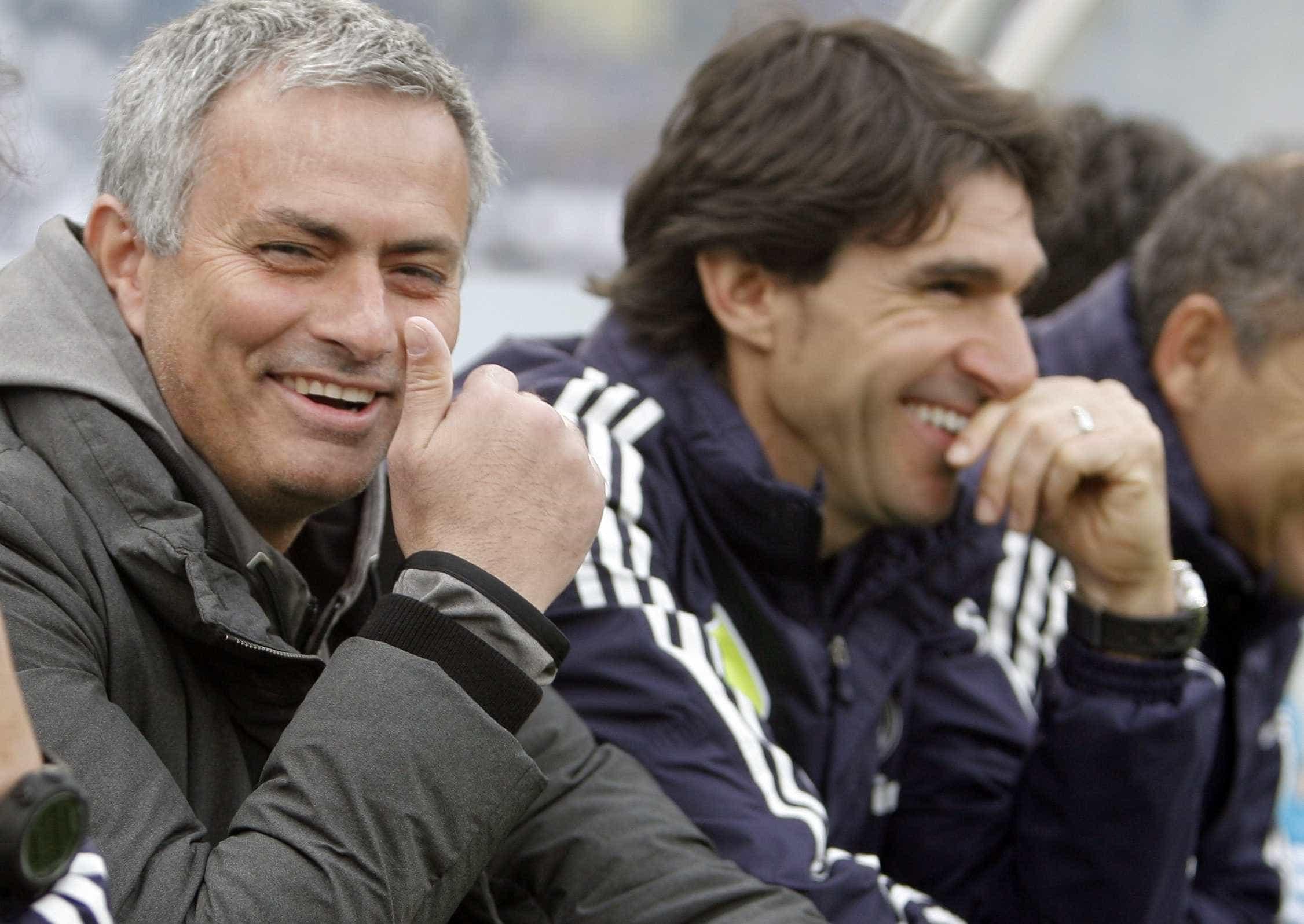 Ex-adjunto de Mourinho apontado ao comando técnico do Sporting