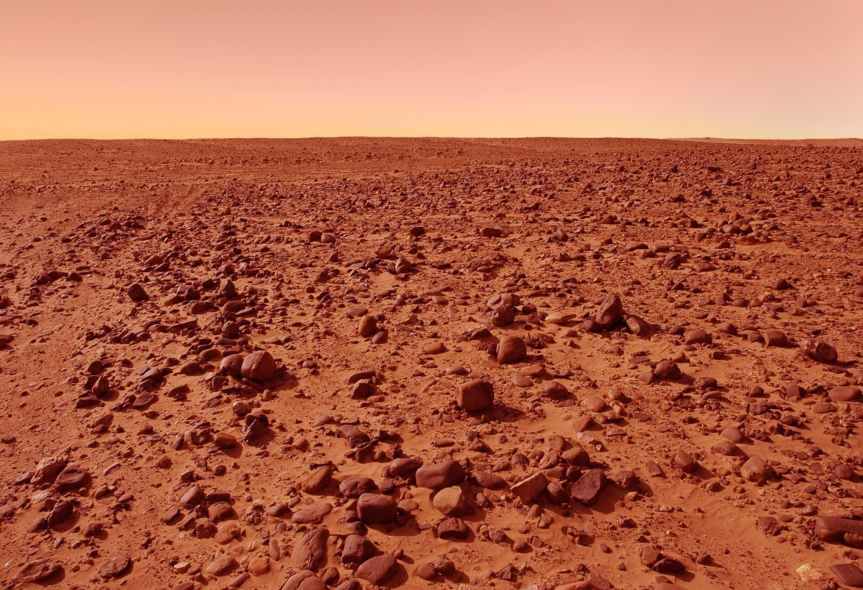 China tem planos para explorar Marte já em 2020
