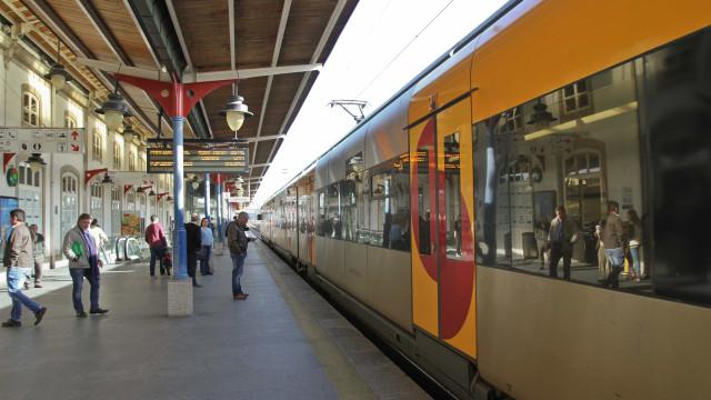 CP está com descontos. Há viagens entre Lisboa e Porto por cinco euros