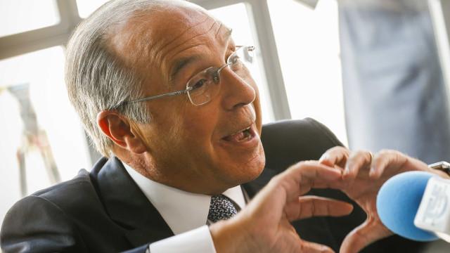 """João Galamba na Energia? """"Costa e o ministro fizeram um homem feliz"""""""
