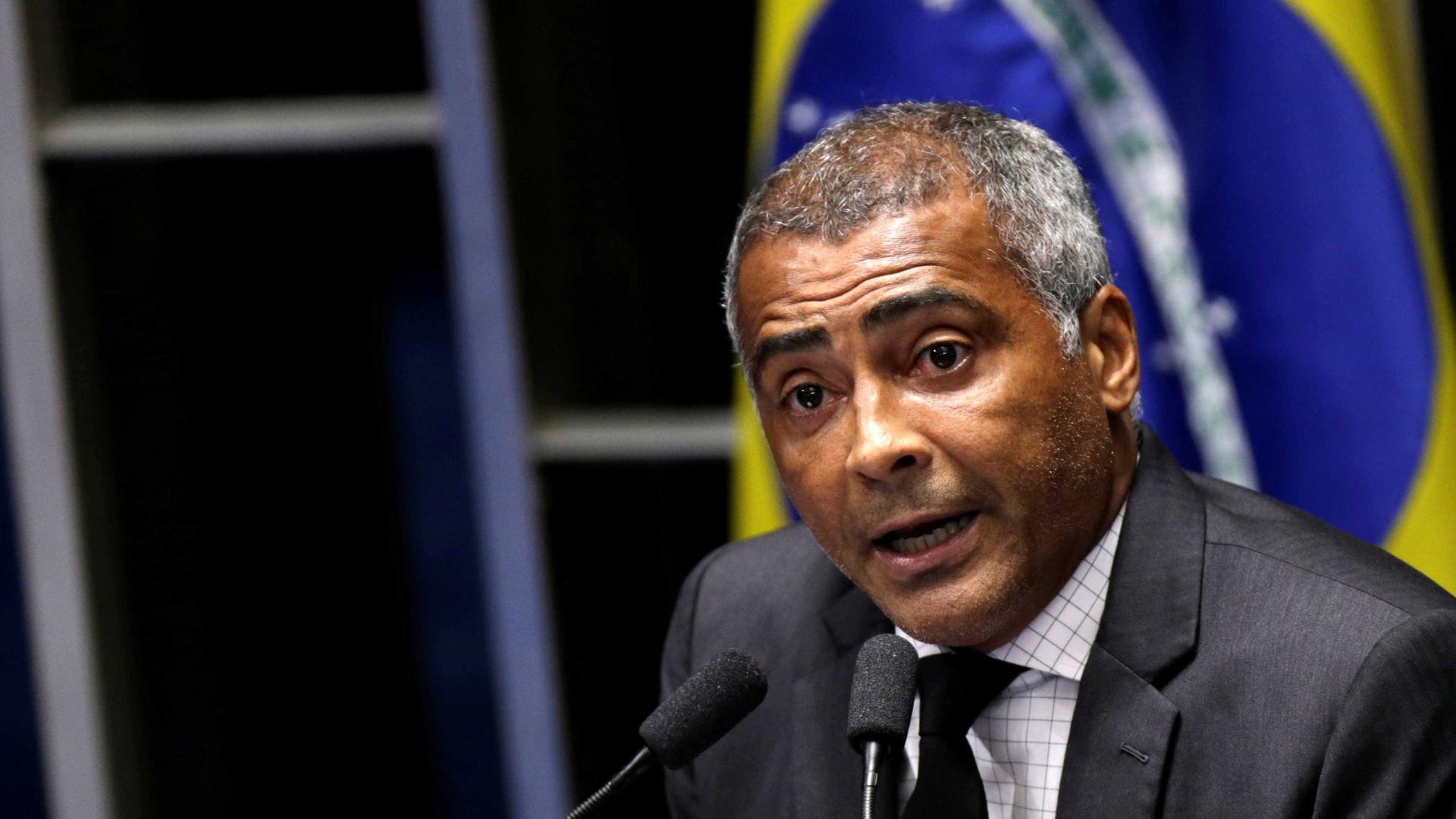 ffeb13dd4 Romário dá a receita para sucesso no Mundial