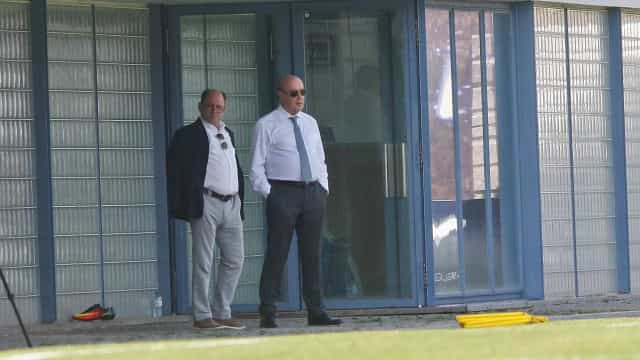"""Luís Gonçalves multado: """"Não te quero aqui! Estamos cheios desta m..."""""""