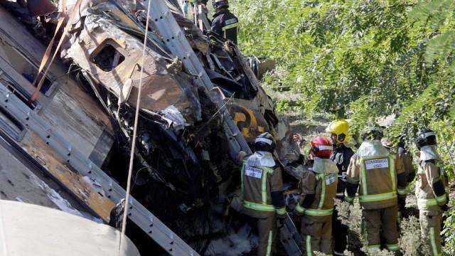 """Acidente com comboio Celta foi """"falta de atenção"""" de condutor português"""