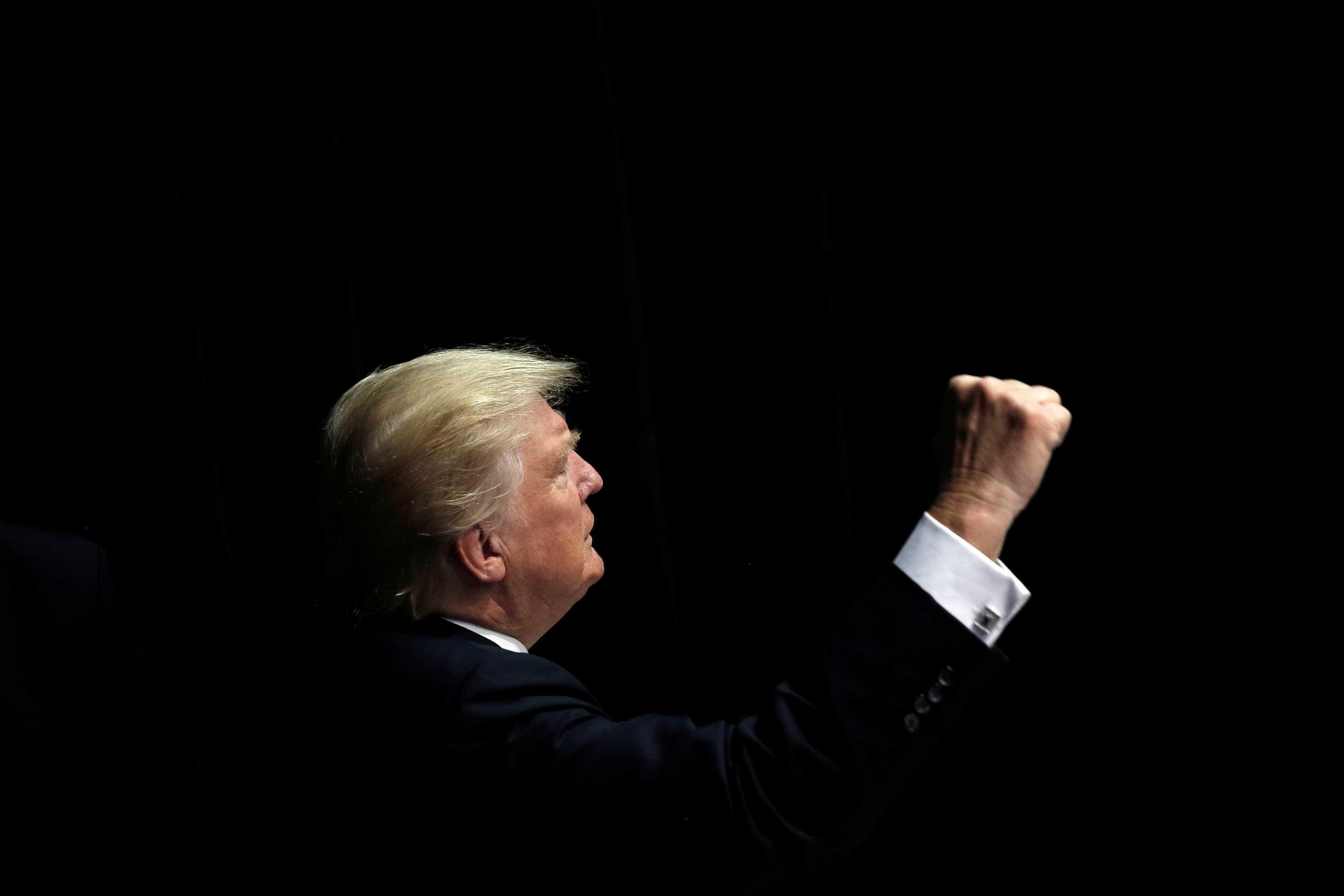 """E vão 50. O """"inimaginável"""" e """"absurdo"""" de Trump em lista da The Atlantic"""