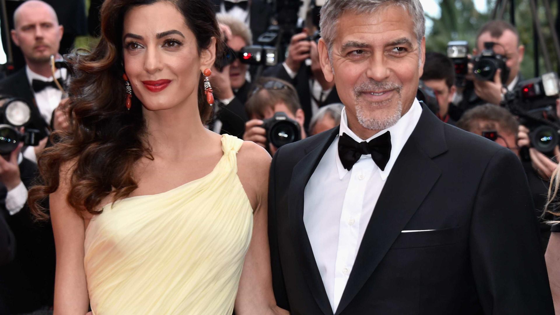 e1de30893b Conheça as mulheres que já conquistaram George Clooney