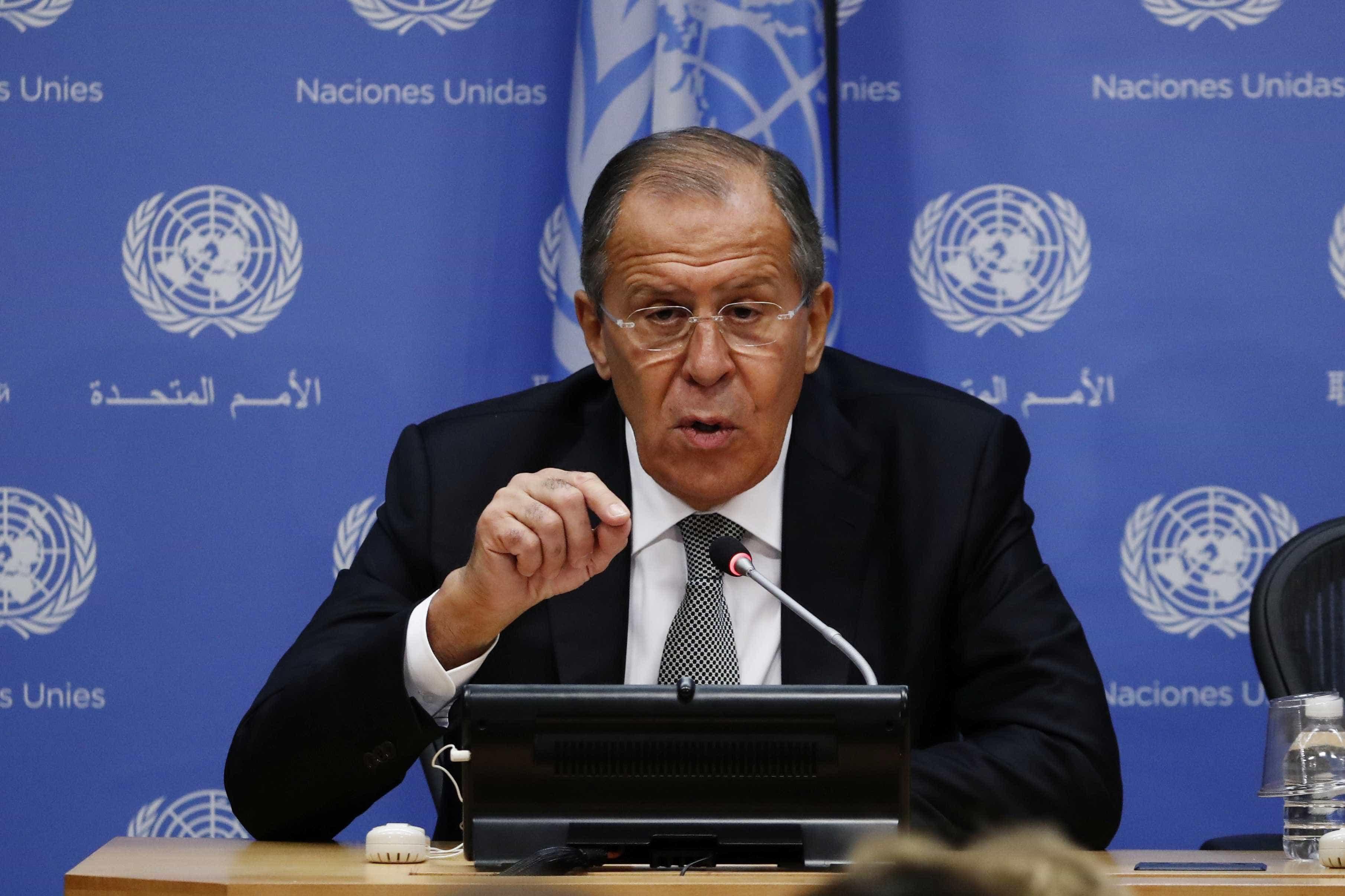 Venezuela: Moscovo acusa EUA de criarem pretexto para intervenção militar