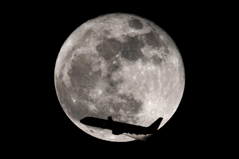 Maior e mais brilhante. Hoje há uma Super Lua especial para admirar