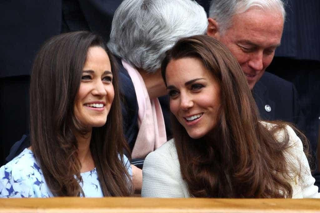 Típico de irmãs: Será que Pippa e Kate Middleton também trocam roupa?