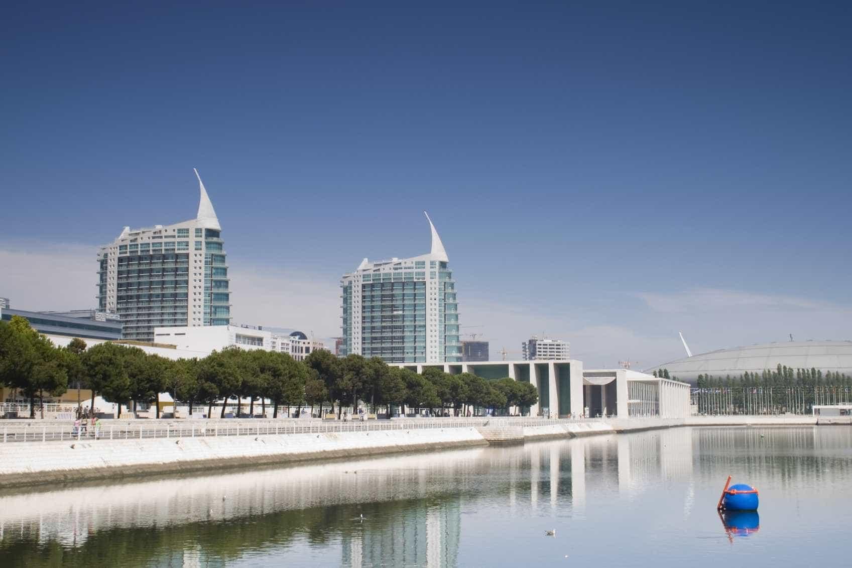 Vai nascer no Parque das Nações um novo edifício de escritórios