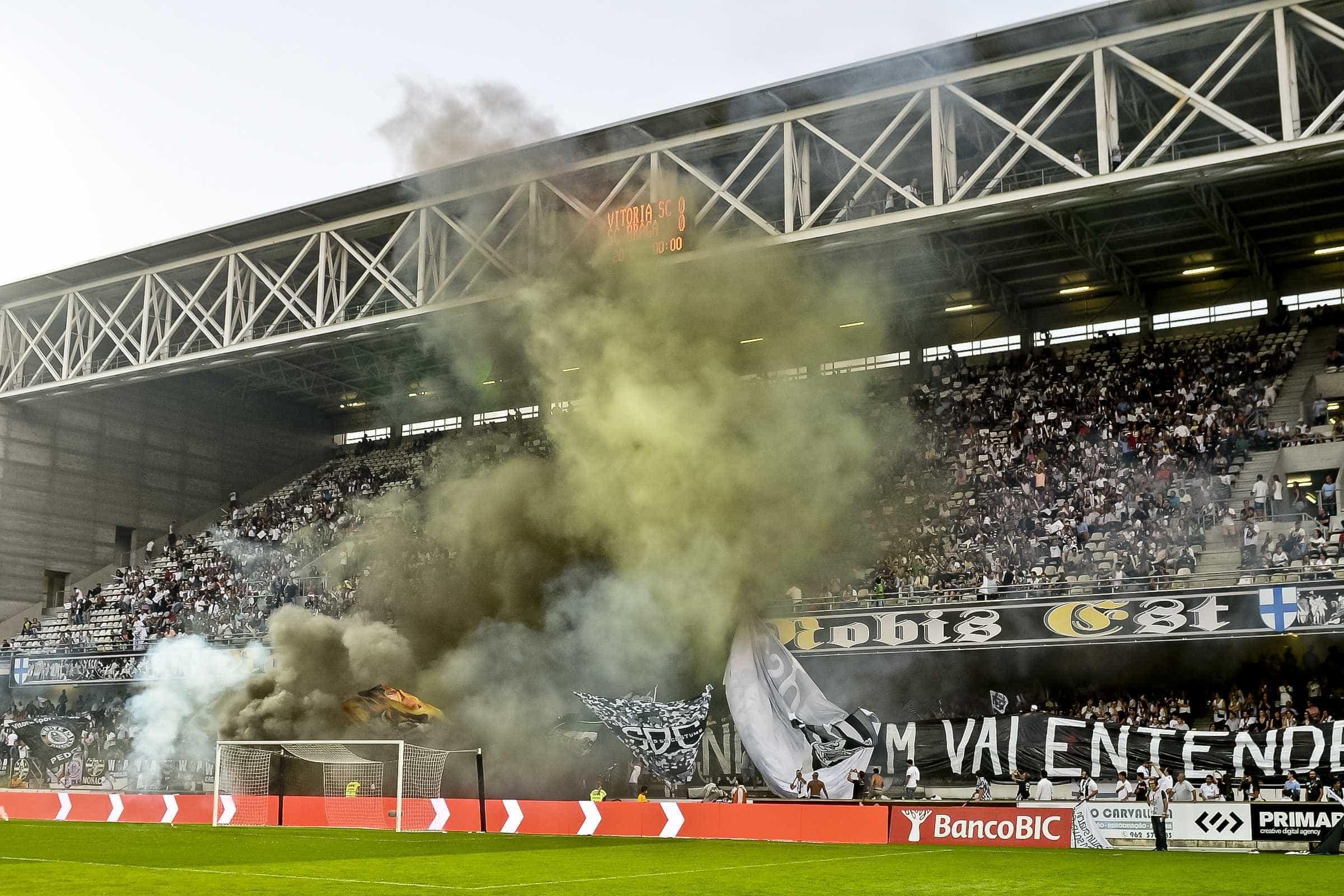 V. Guimarães punido com um jogo à porta fechada