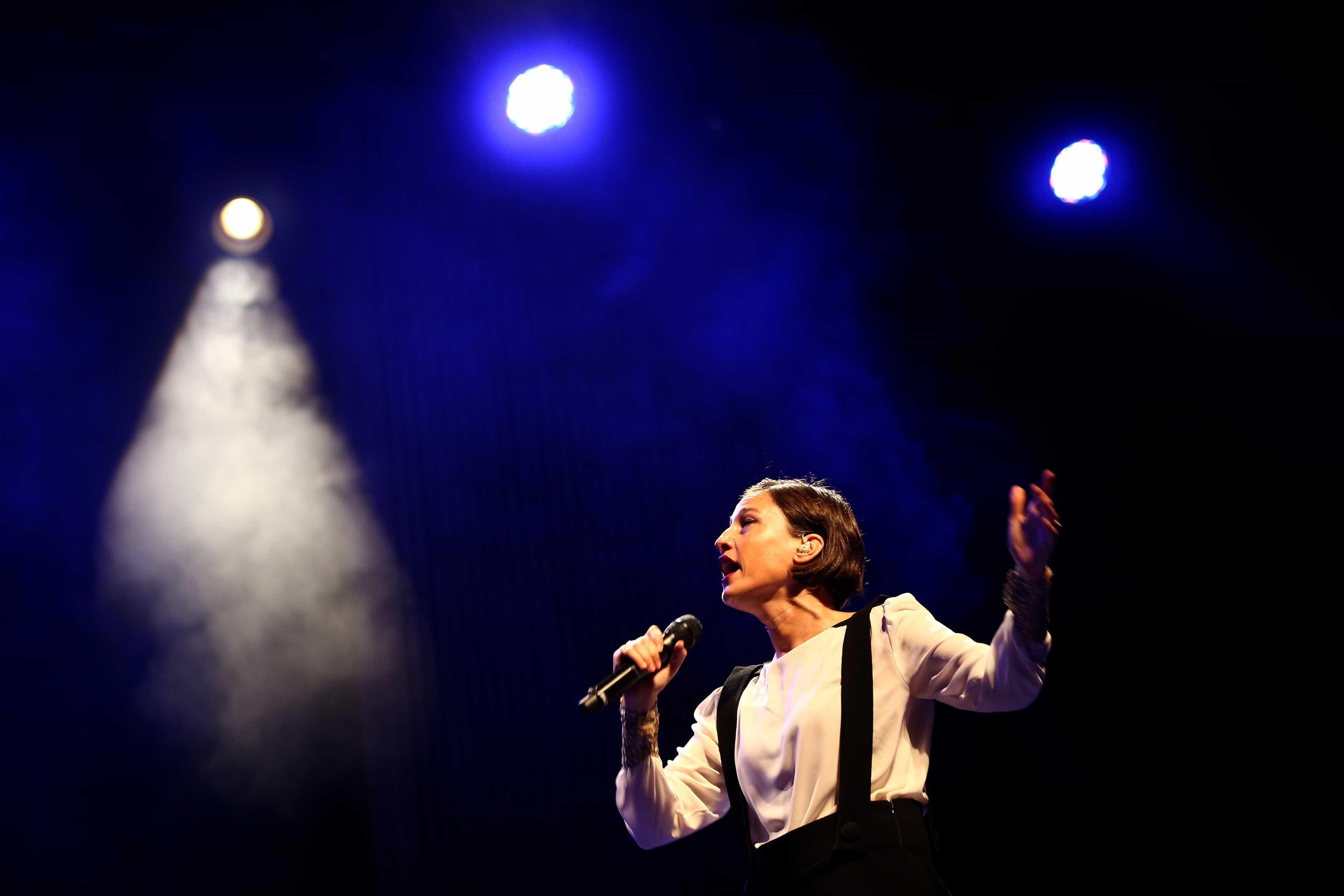 Carminho apresenta 'Maria' em concertos intimistas nos Coliseus