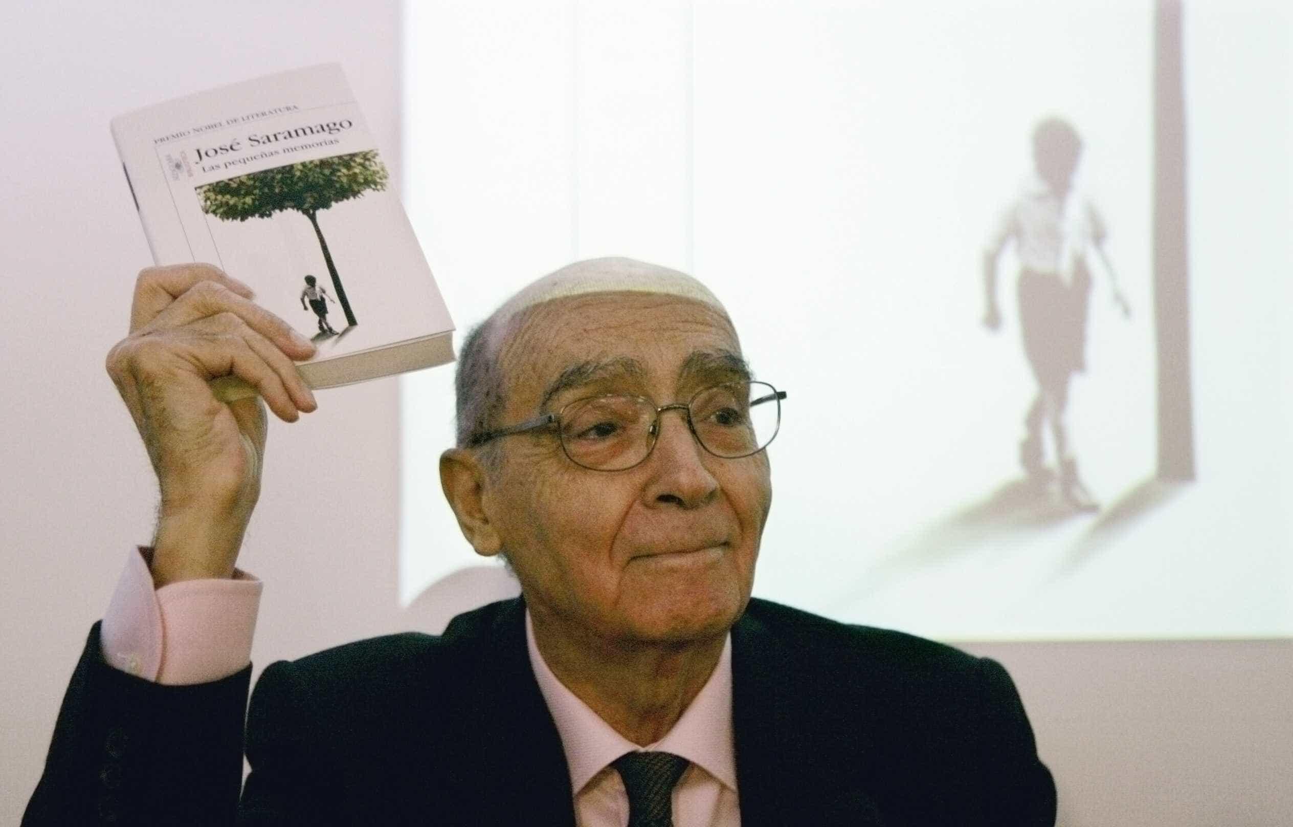 Terminada reedição integral da obra de José Saramago