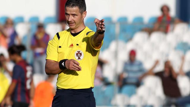 Manuel Mota foi o juiz escolhido para o Portimonense-Benfica