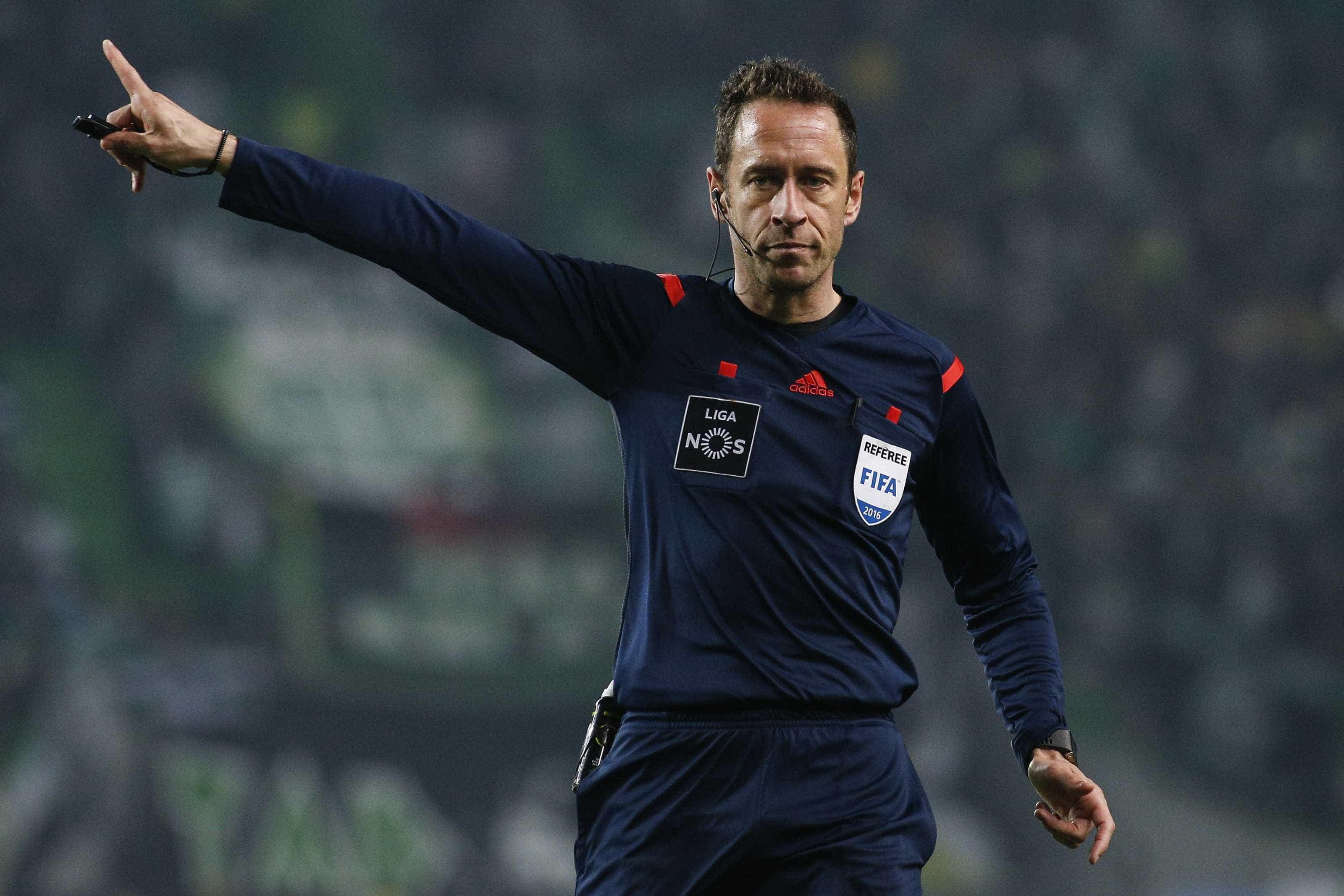 Já há árbitro para o FC Porto-Sp. Braga