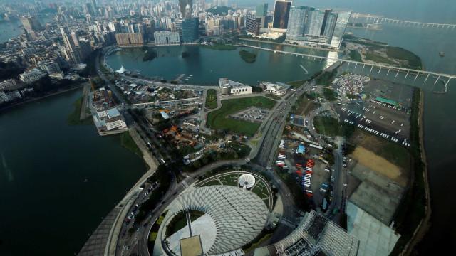 Maior ponte do mundo pode ligar diretamente Macau, aeroporto e 'Disney'