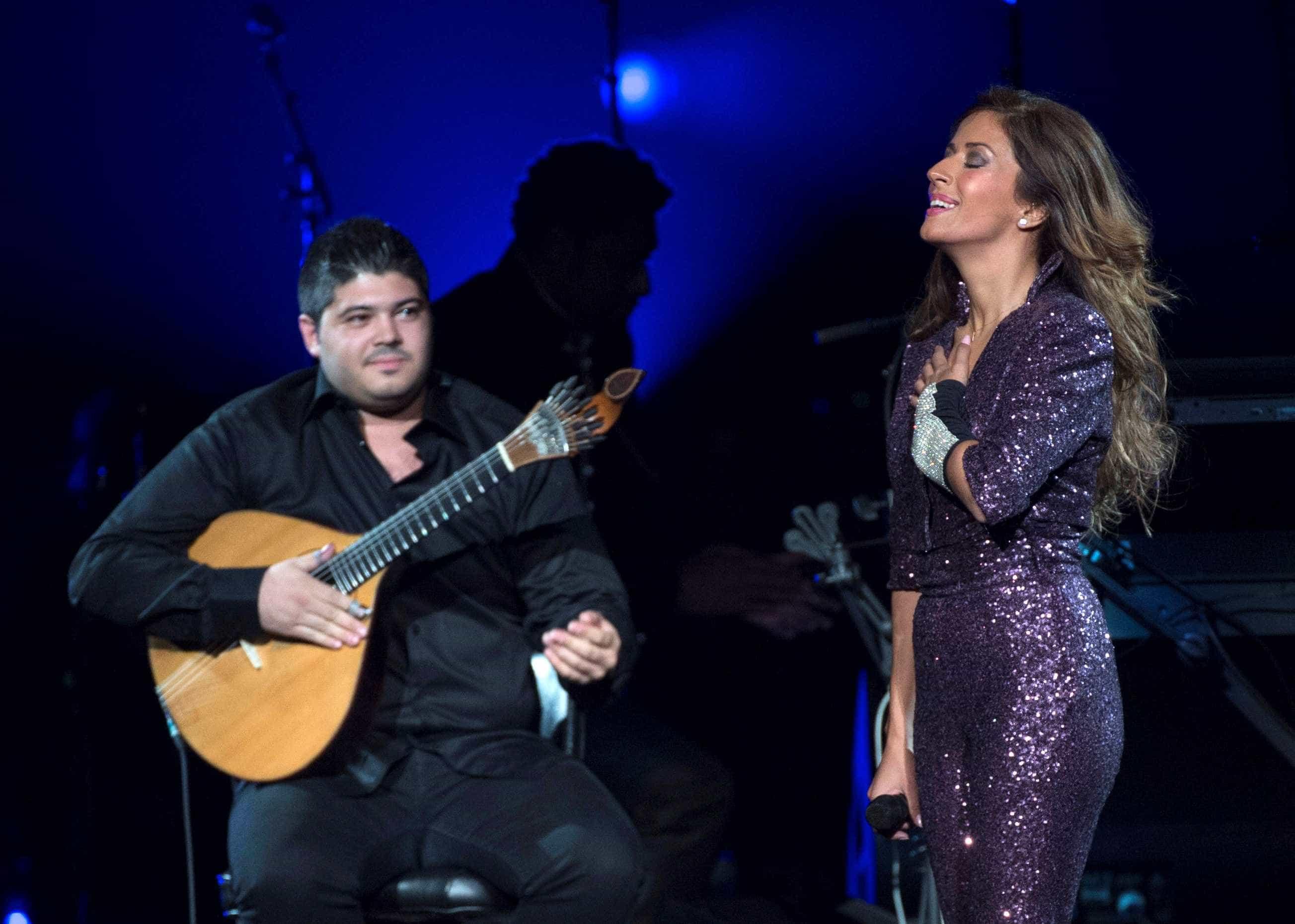 Ana Moura dá concerto gratuito na Moita