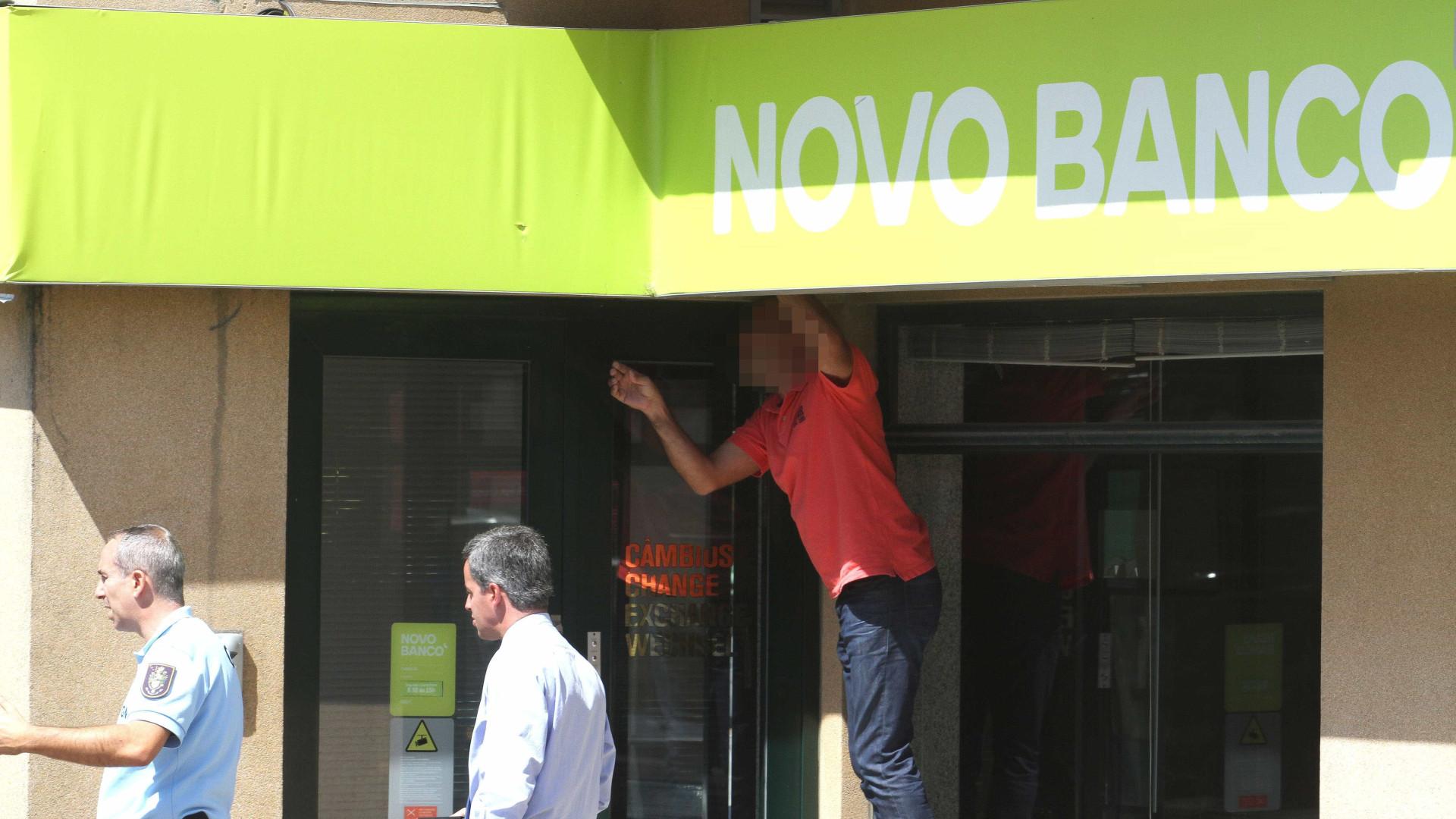 Novo Banco agrava prejuízo para 179,1 milhões no 1.º trimestre