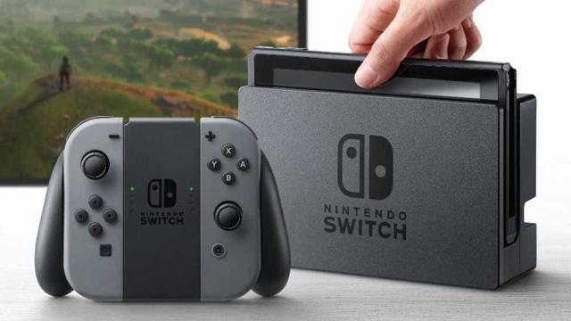 Rumor. Nintendo prepara duas novas versões da Switch
