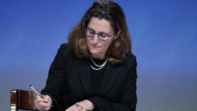 UE e Canadá rejeitam medidas dos EUA contra empresas estrangeiras em Cuba