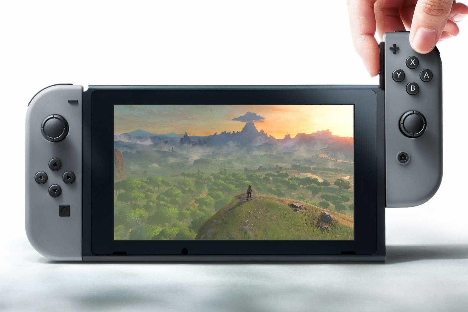 Switch já ultrapassou números de vendas da Nintendo 64