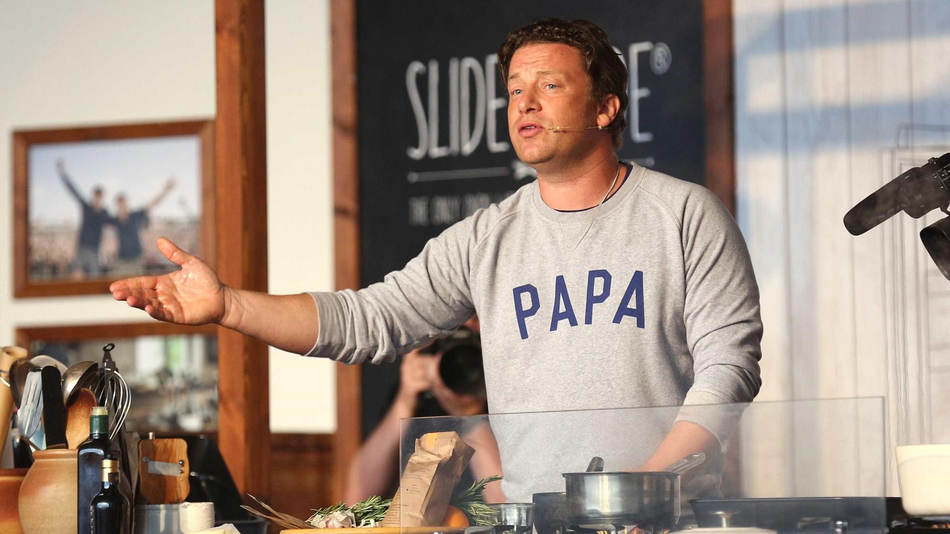 Insolvência dos restaurantes de Jamie Oliver sem impacto em Portugal